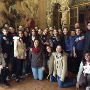 Jueves 3, visita de Niza, Palacio 1.
