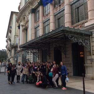 Jueves 3, visita de Niza a pie 2.