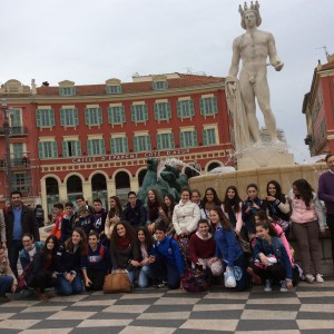 Jueves 3, visita de Niza a pie 3