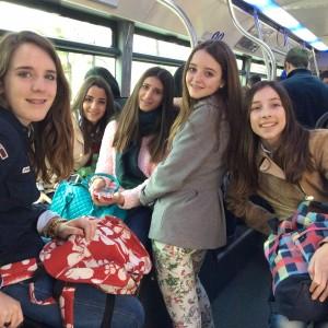 Jueves 3, visita de Niza en bus 2.
