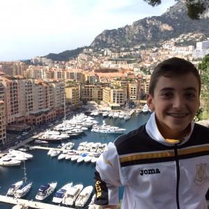 Martes 1, Mónaco, vistas.