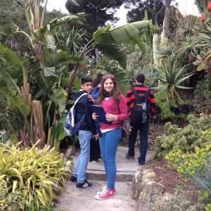 Martes 1, Villa Éphrussi, jardines 2