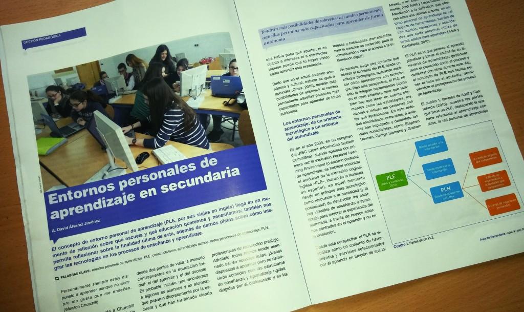 Aula Secundaria núm. 9 - 2014