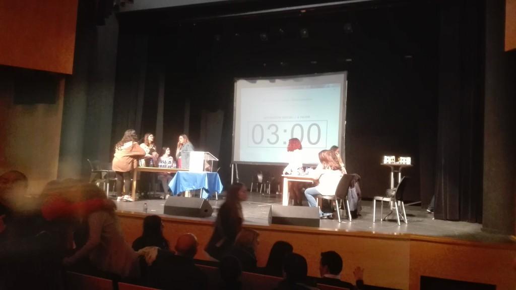 debate II Torneo 11-18