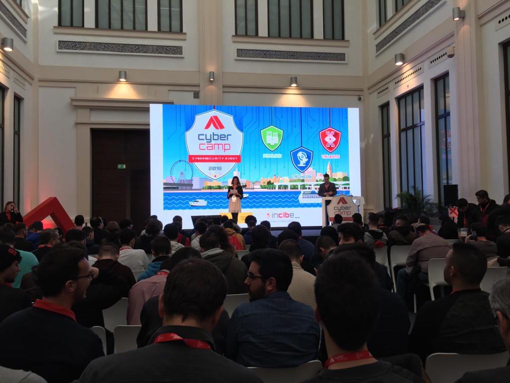 conferencia CyberCamp 3