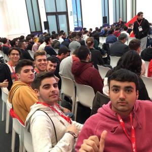 conferencia CyberCamp 1