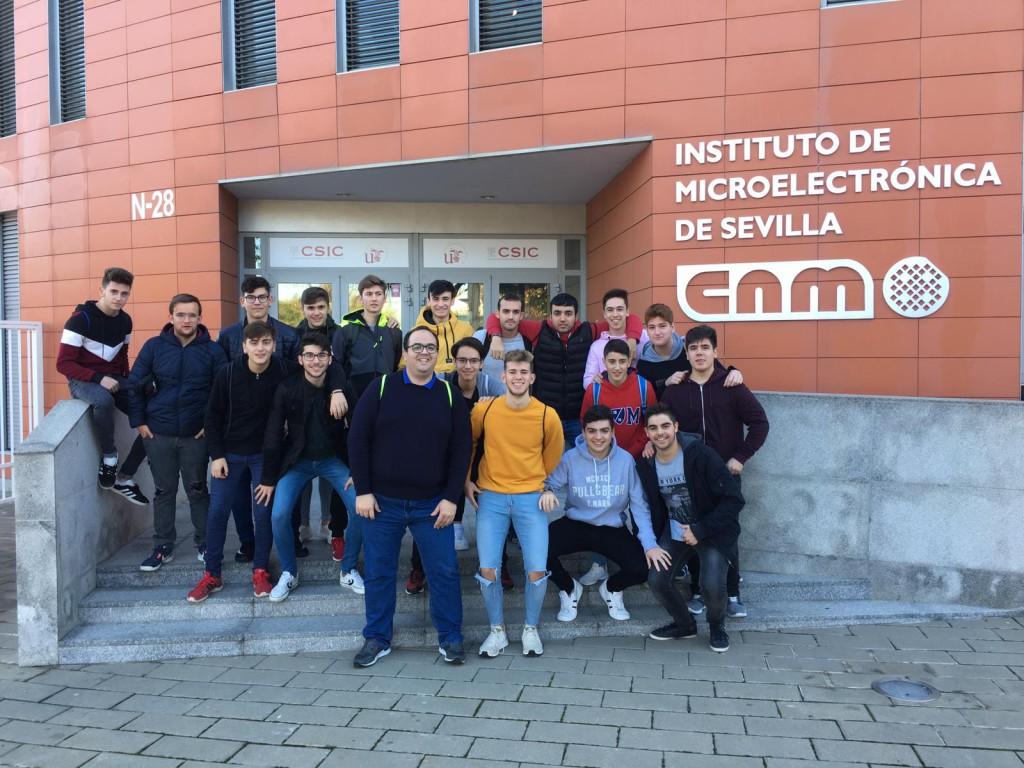 Visita al IMSE 18-19