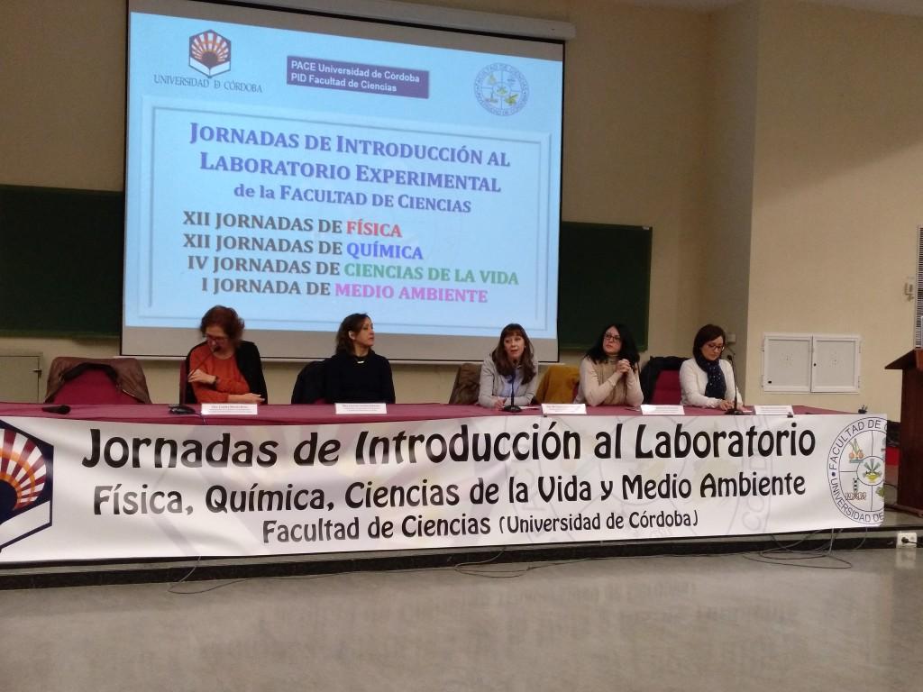 Jornadas de laboratorio