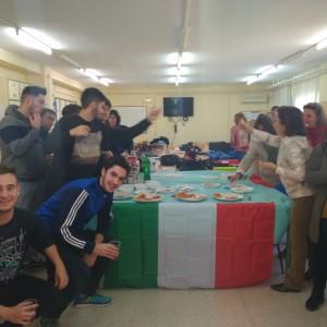 10 comida italiana 2º CFGM y profesorado