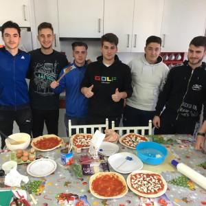 4 preparando la comida italiana