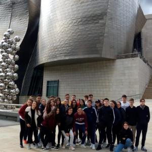 9. Bilbao. Museo Guggenheim