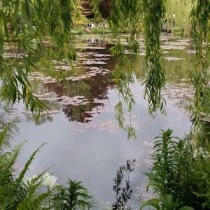 Giverny. Jardins de la Maison de Monet 2.