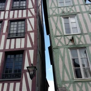 Maisons de Rouen.