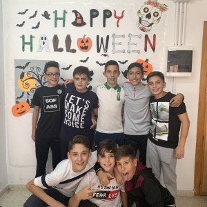 Halloween 2º ESO C 12